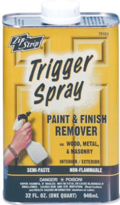 Image of Zip-Strip Spray-on Paint & Finish Remover, 1-Qt.
