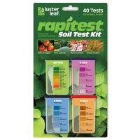 pH Soil Tester Kit, 40 Tests