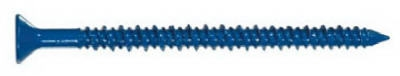 Image of Tapper Concrete Screws with Phillips Flat Head, 0.25 x 1.25-In., 100-Ct.