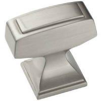 1-1/4-In. Nickel Mulholland Cabinet Knob