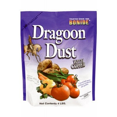 Copper Dragoon Insecticide, 4-Lbs.
