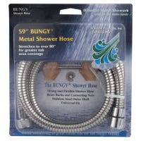59-Inch Metal Stretch Shower Hose