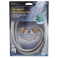 78-Inch Metal Stretch Shower Hose