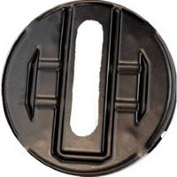 Basin Lid For Sump Pump, 18-In.
