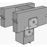 Deck Joist Tie, 14 Gauge, ZMAX Coated, Galvanized Steel