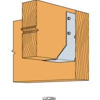 Concealed Joist Hanger, Zmax, 2 x 6