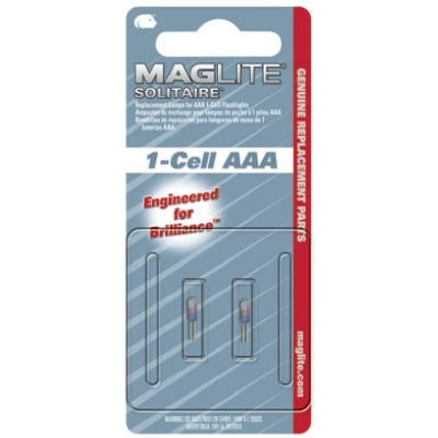 Image of 2-Pack Solitaire AAA Cell Incandescent Replacement Lamp