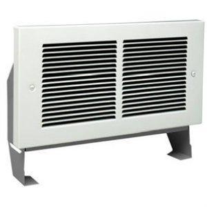 Register Plus Fan-Forced Heater, White, 240-Volts