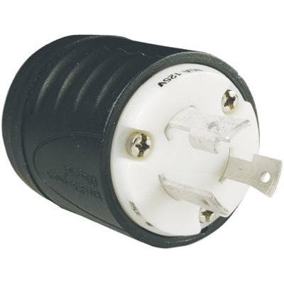 30A 125V Locking Plug