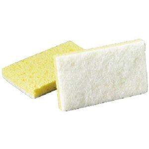 Cleansing Sponge, Light Duty, 6.1 x 3.6-In.