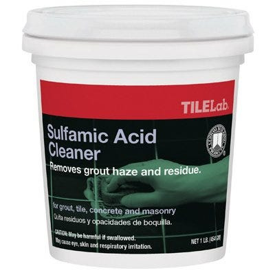 Sulfamic Acid Cleaner, Concentrate Crystals, 1-Lb.