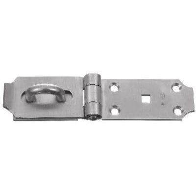 7.5-In. Stainless Steel Hinge Hasp