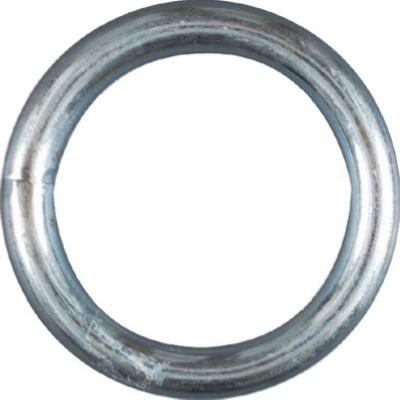 Image of Zinc Steel Ring, #4 x 1-1/4-In.
