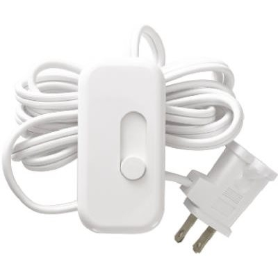 Image of Credenza 300W Lamp Dimmer, White