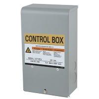 Flint & Walling Control Box For Submersible Pump, .5-HP Motor, 230-Volt
