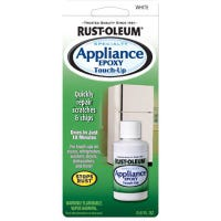 Appliance Touch Up Paint, White, 6-oz.
