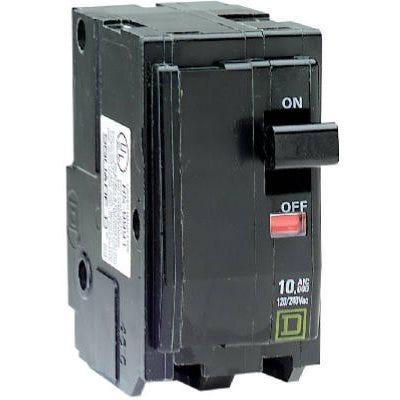 QO 40-Amp Double-Pole Circuit Breaker