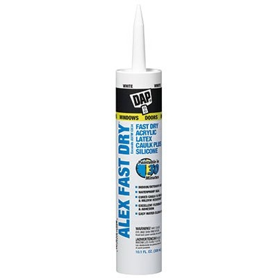 Image of 10.1-oz. Alex Fast Dry Caulk