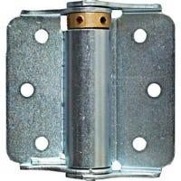 Screen & Storm Door Hinge, Adjustable, Zinc, 3-In., 2-Pk.