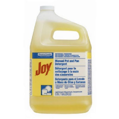 Dish Detergent, Concentrated Liquid, 1-Gal.