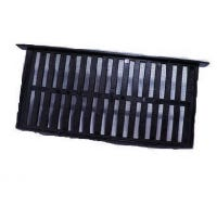 Plastic Foundation Vent With Slider, Black, 16 x 8-In.