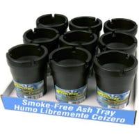 Smokeless Ashtray, Black