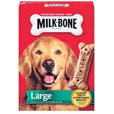 Image of Dog Biscuits For Large Dogs, 26-oz.