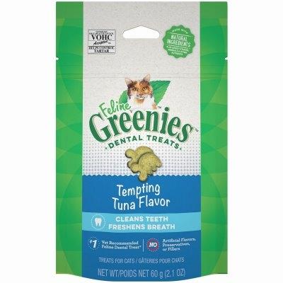 Image of 2.5-oz. Tuna Feline Greenies