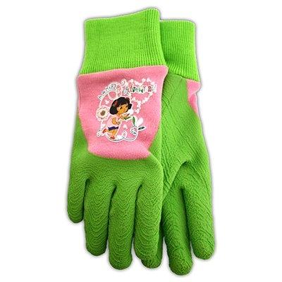 Image of Kids' Dora The Explorer Rubber-Dipped Gloves