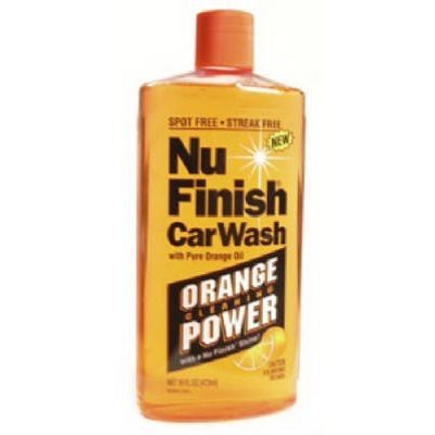 Image of 16-oz. Car Wash with Orange Oil