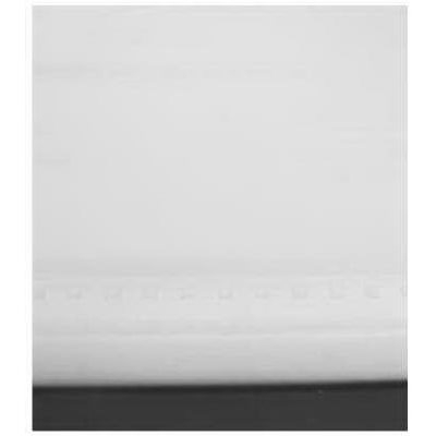 Image of Window Shade, White Vinyl, 37 x 66-In.