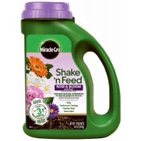 Shake 'N Feed Rose & Bloom Continuous Release Plant Food, 4.5-Lbs.