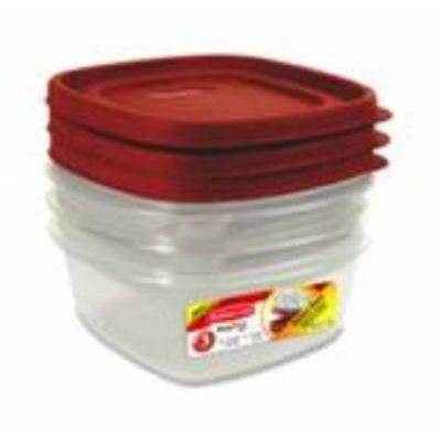 Easy-Find Lid Food Storage Container Value Pack, 6-Pc. Set