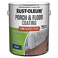 Porch & Floor Finish, Semi-Gloss Tint, 1-Gallon