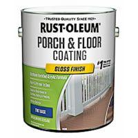 Porch & Floor Urethane Finish, Tint-Base Gloss, 1-Gallon