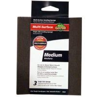 Premium Sanding Pad, 120-Grit, 4.5 x 5.5-In., 3-Pk.