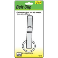 Belt Clip With Split Ring, Slip-On