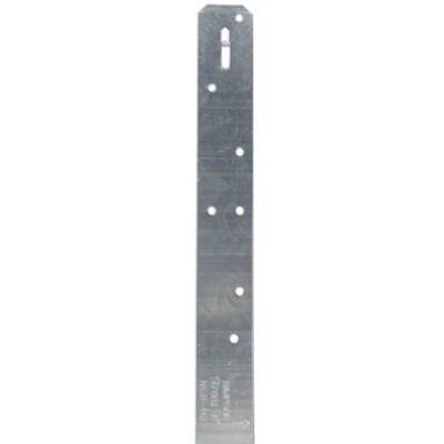Image of Strap Tie Connector, 16-Ga. Steel, 1.25 x 17.75-In.