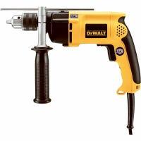 Hammer Drill, 1/2-In., Variable Speed, Reversing, Side Handle