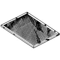Range Hood Filter, Duct-Free Aluminum, 8 x 9-1/2-In.