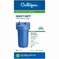 HD-950A Heavy-Duty Whole House Sediment Filter Housing,  1-In.