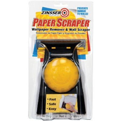 Paper Scraper Wallcovering Removal Tool