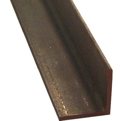 Steel Angle, 1/8 x 1.25 x 1.25 x 36-In.