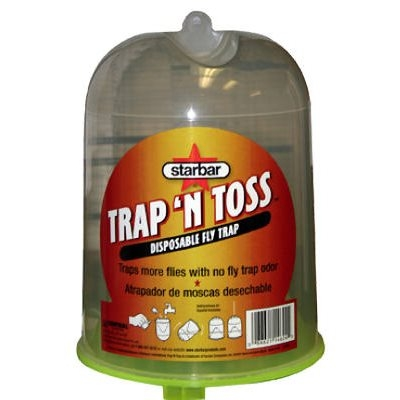 Image of Trap-N-Toss Disposable Fly Trap