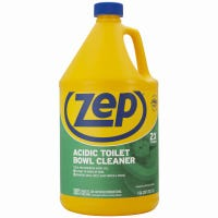 Commercial Toilet Bowl Cleaner/Deodorizer, 1-Gallon