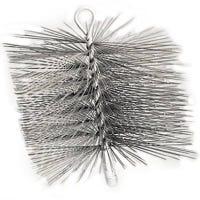 8-Inch Premium Wire Chimney Brush
