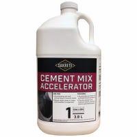 Cement Mix Accelerator, 1-Gallon