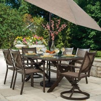 Catalina Aluminum Dining Set