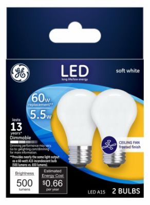 Ceiling Fan Led Light Bulbs Soft White