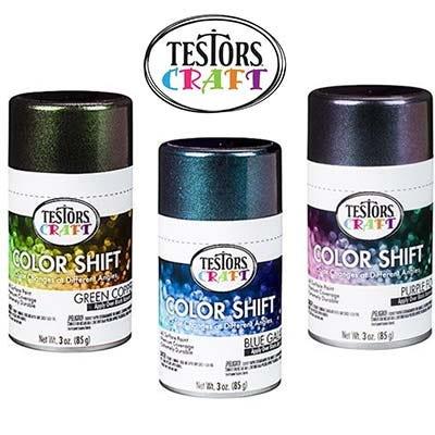 Testors Color Shift 3-oz. Spray Paint